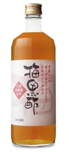 フローラ・ハウス 梅黒酢 720ml