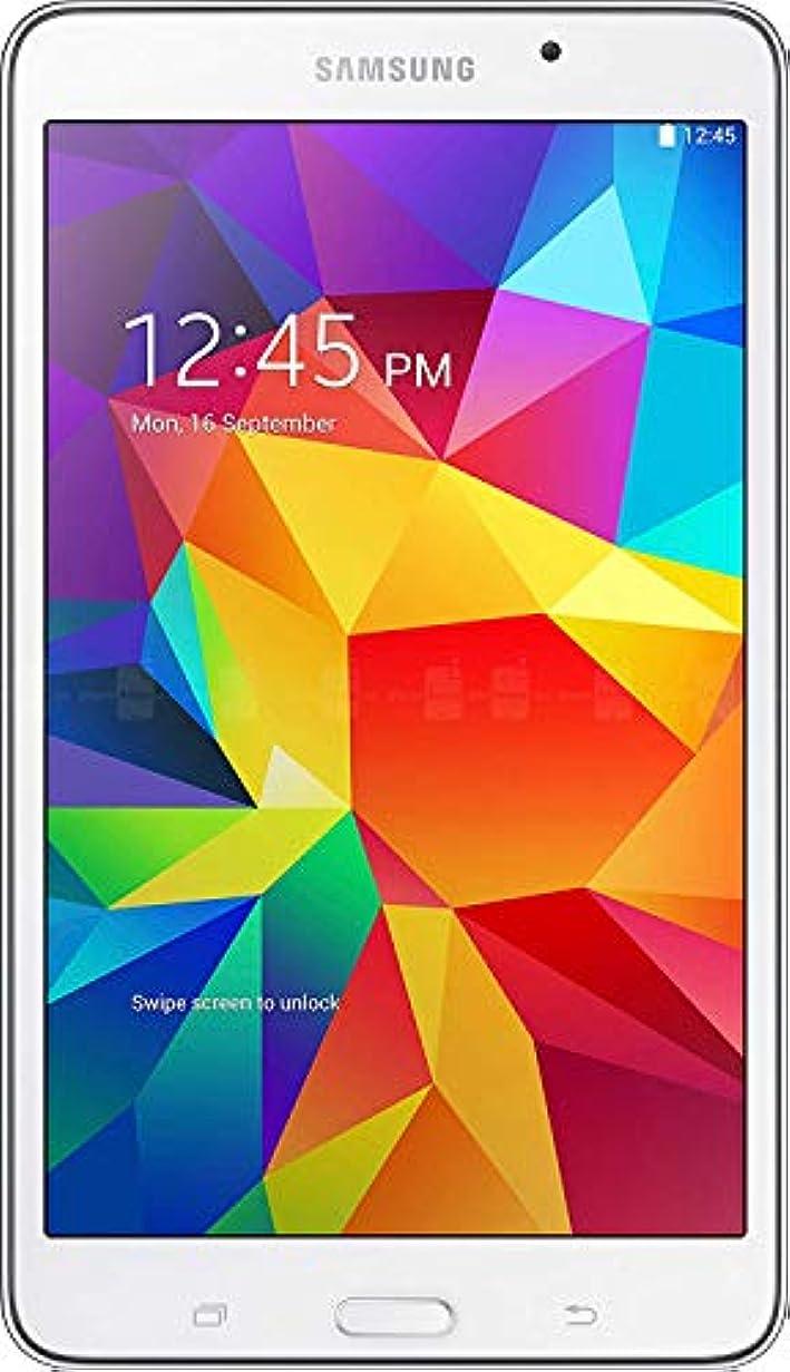 貢献完全に歌手SIM-FREE SAMSUNG GALAXY Tab, With Cellular and WiFi Quad-core 1.2 GHz, Display 7 .0 inches( 800 x 1280 pixels), Android 4. 4. 2 ( Kit-Kat ), DUAL CAMERA, SAMSUNG GALAXY Tab 4 ( White )
