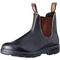 Blundstone 500 Men's Elastic Sided V-Cut,