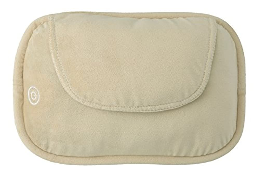 本質的に手荷物禁じるオムロン マッサージクッション ベージュ HM-341-BG