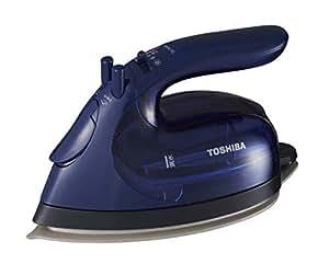 東芝 コードレススチームアイロン(ネイビーブルー)TOSHIBA コンパクト 美(ミ)ラクル La・Coo TA-FV440-L