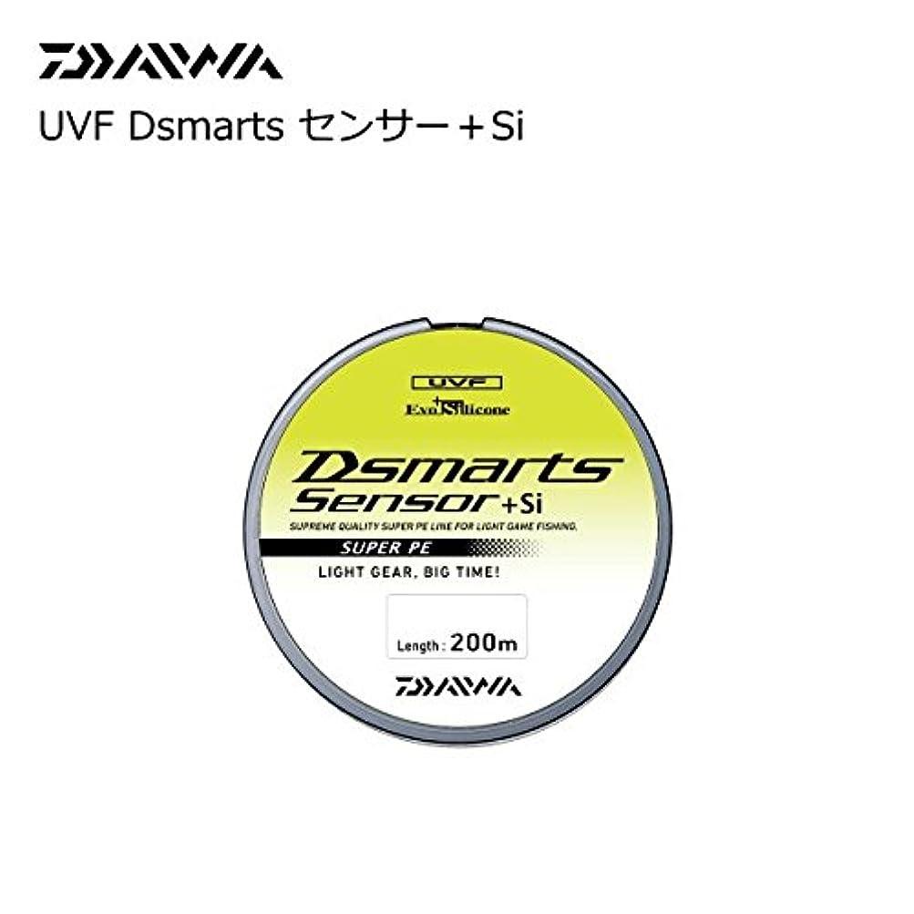 無謀アクロバット公平ダイワ(Daiwa) PEライン UVF ディースマーツ センサー+si 200m 0.4号 7lb マルチカラー