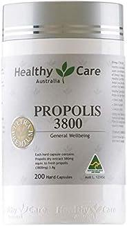 Healthy Care プロポリス 3800mg×カプセル200錠 「海外直送品」