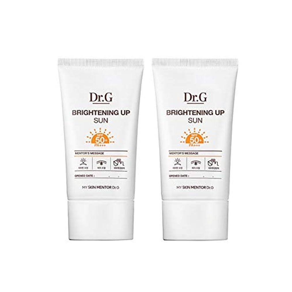 法律によりクリップ蝶前件ドクターGブライトニングアップサンSPF50+ PA+++50ml x2本セットサンクリーム、Dr.G Brightening Up Sun SPF50+ PA+++ 50ml x 2ea Set Sun Cream [...