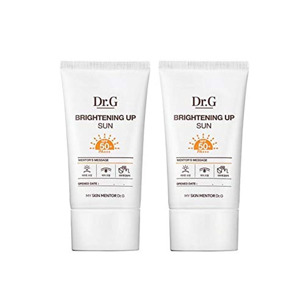 納税者前方へインシュレータドクターGブライトニングアップサンSPF50+ PA+++50ml x2本セットサンクリーム、Dr.G Brightening Up Sun SPF50+ PA+++ 50ml x 2ea Set Sun Cream [...