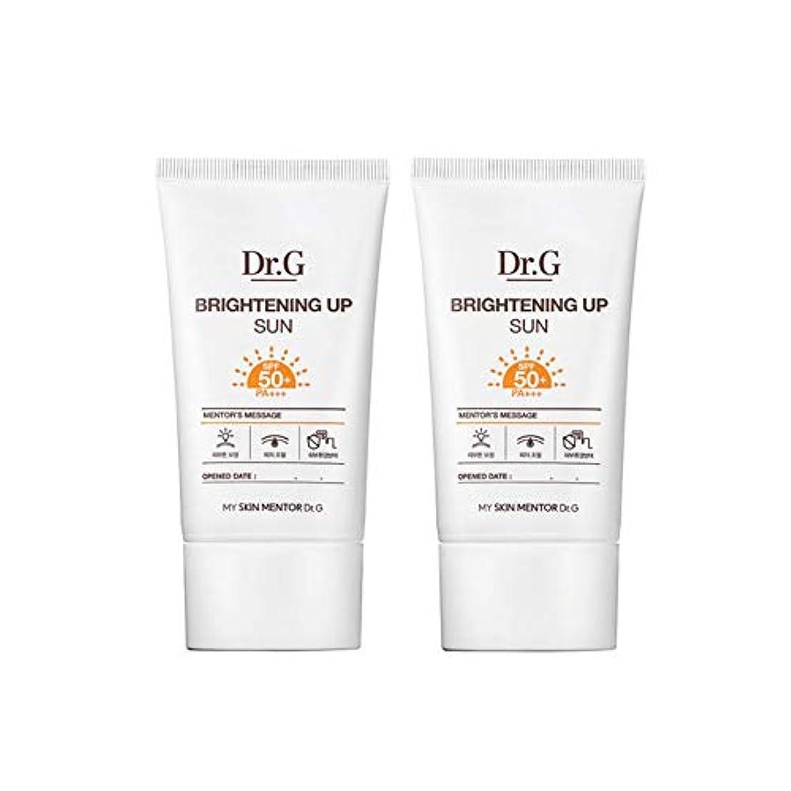 届ける今まで石ドクターGブライトニングアップサンSPF50+ PA+++50ml x2本セットサンクリーム、Dr.G Brightening Up Sun SPF50+ PA+++ 50ml x 2ea Set Sun Cream [...