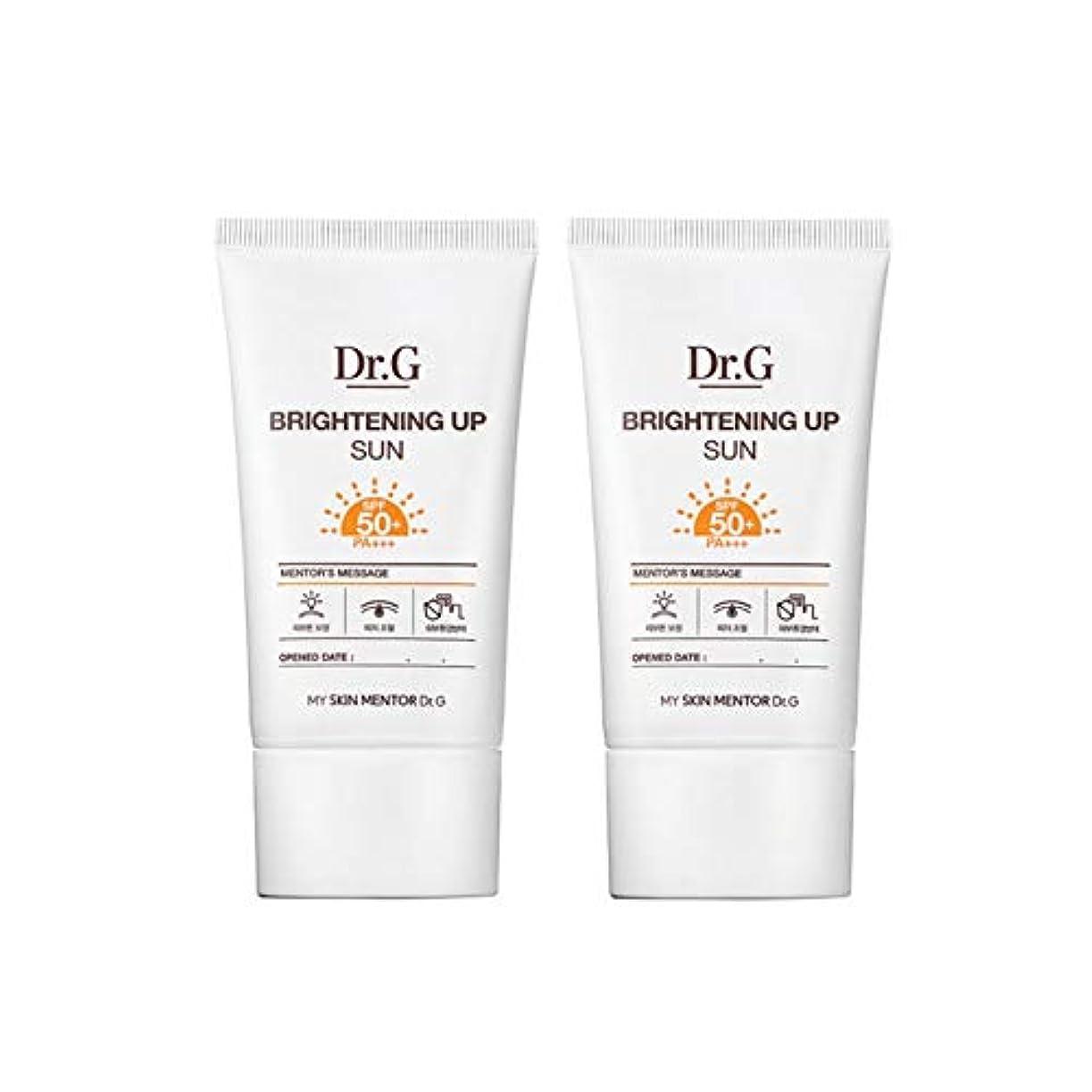 ブルームプレミア突っ込むドクターGブライトニングアップサンSPF50+ PA+++50ml x2本セットサンクリーム、Dr.G Brightening Up Sun SPF50+ PA+++ 50ml x 2ea Set Sun Cream [...