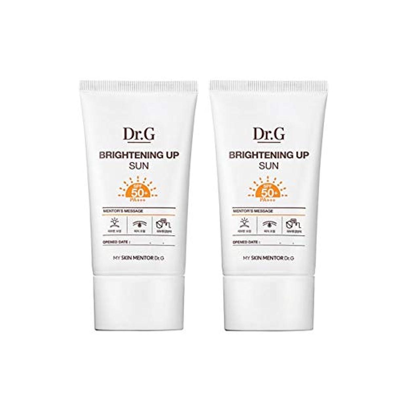 団結するマルコポーロ期限ドクターGブライトニングアップサンSPF50+ PA+++50ml x2本セットサンクリーム、Dr.G Brightening Up Sun SPF50+ PA+++ 50ml x 2ea Set Sun Cream [...