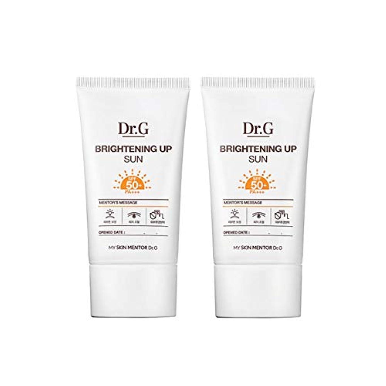 節約一元化するセメントドクターGブライトニングアップサンSPF50+ PA+++50ml x2本セットサンクリーム、Dr.G Brightening Up Sun SPF50+ PA+++ 50ml x 2ea Set Sun Cream [...