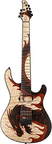 MAYONES メイワンズ エレキギター Regius 35th Anniversary Draco 7