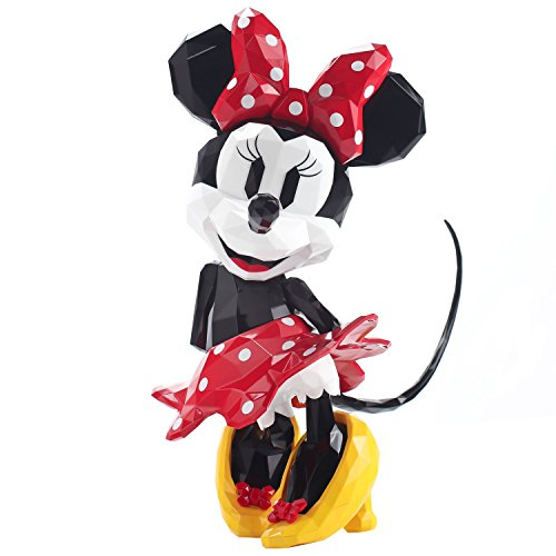 POLYGO MINNIE MOUSE (ポリゴ ミニーマウス) ノンスケール ABS製 塗装済み 完成品フィギュア
