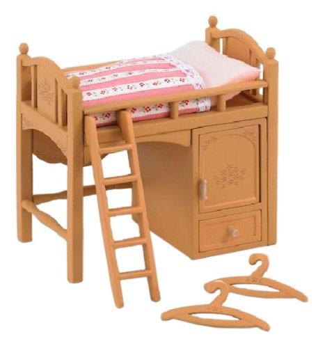 シルバニアファミリー 家具 ロフトベッド カ-314...