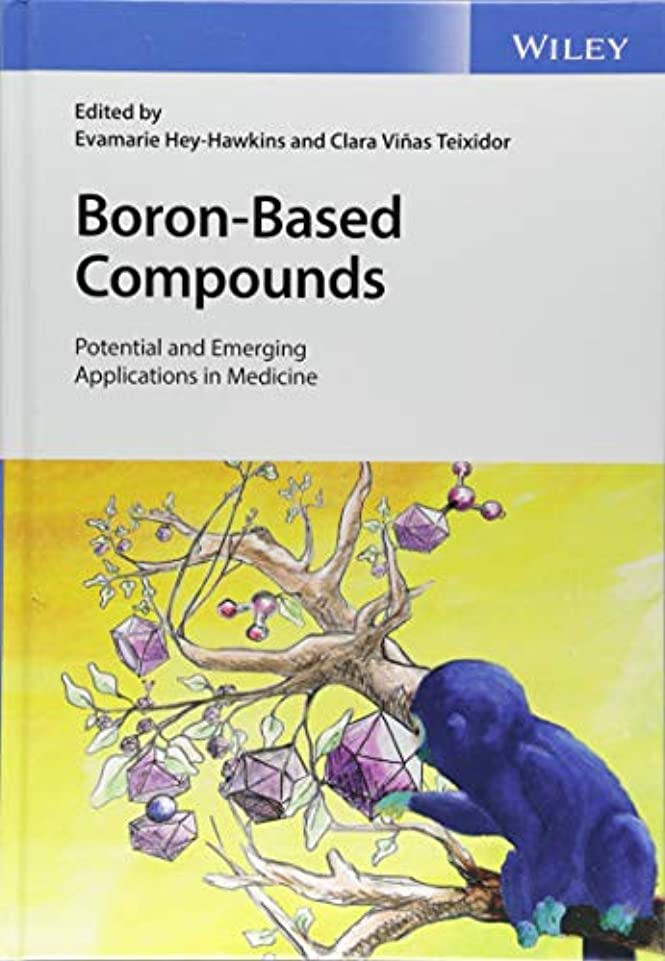 ロケットグラフィックコンパイルBoron-Based Compounds: Potential and Emerging Applications in Medicine
