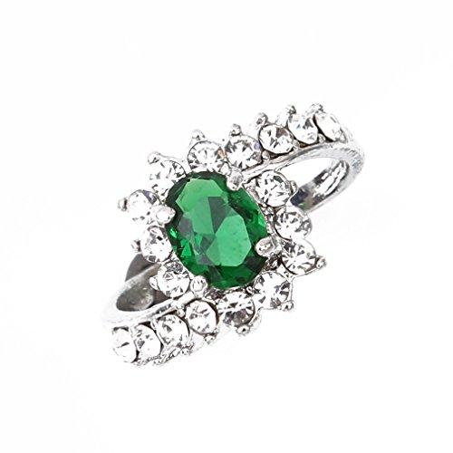 [해외]Honel 반지 보석 반지 여성 액세서리 세련된/Honel Ring Gemstone Ring Women`s Accessories Fashionable