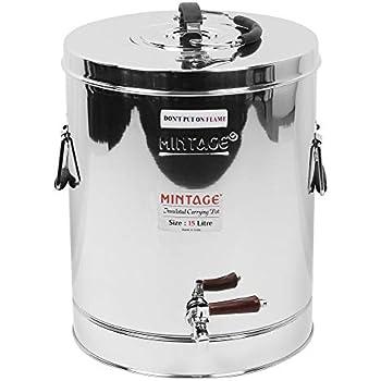 ウォータージャグ Tea Container Hot&cold Desire 15Litres