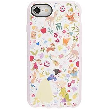 84f0f675ba グルマンディーズ ディズニーキャラクター/IIIIfi+(R) Light Tone(イーフィットライトトーン) iPhone8/7/6s/6 (4.7インチ)対応ケース 白雪姫 dn-500e