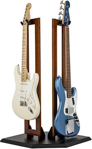 Fender フェンダー スタンド DBL WOOD HANGING GUITAR STAND Cherry