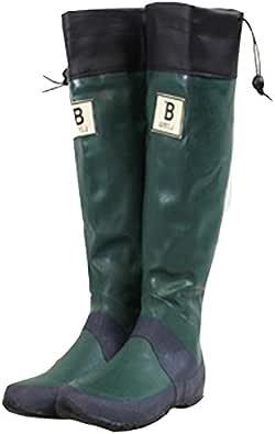 [日本野鳥の会] バードウォッチング長靴 【ブラウン】(【SS】23cm~【3L】28cm)