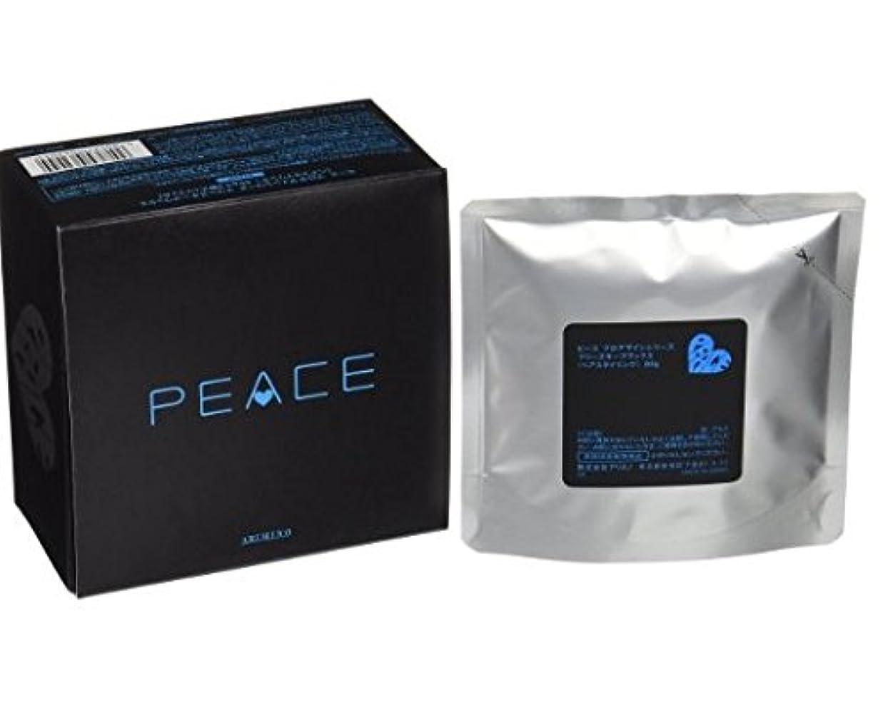悲鳴青バッジピース プロデザインシリーズ フリーズキープワックス リフィル 80g×3