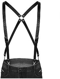 Freebily ACCESSORY メンズ US サイズ: One Size カラー: ブラック