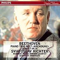 ベートーヴェン:P三重奏曲第7