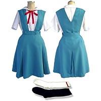 新世紀エヴァンゲリオン 第三新東京市立第壱中学校女子制服 公式 コスチューム レディース Lサイズ