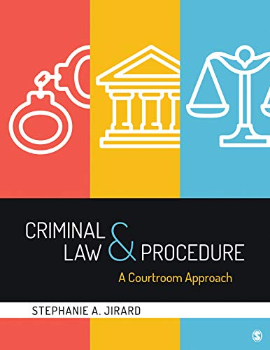 Download Criminal Law and Procedure: A Courtroom Approach 1544327501
