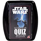 Monopoly Star Wars Top Trumps Quiz Game