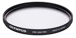 OLYMPUS プロテクトフィルター ミラーレス一眼 ミラーレス一眼 PEN用  58mm PRF-D58PRO