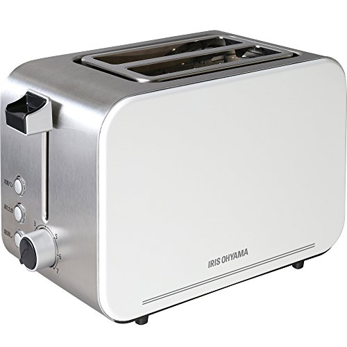 アイリスオーヤマ トースター ポップアップトースター IPT-...