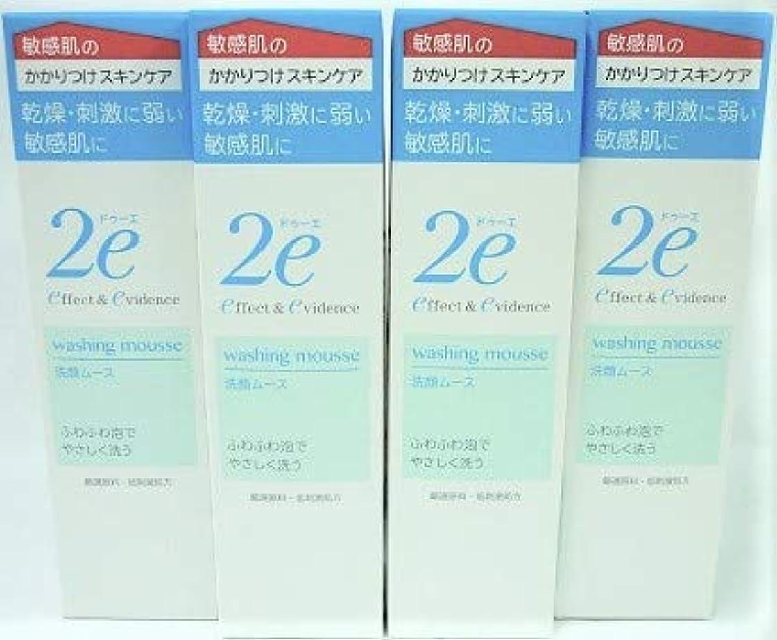 バクテリアバーマドチェス[4個セット]ドゥーエ 洗顔ムース 120mL入り×4個