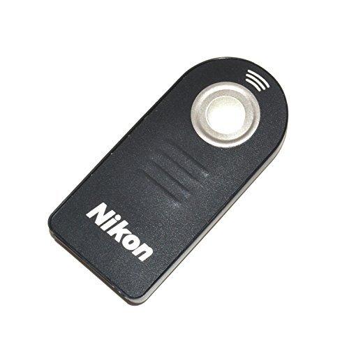 【48119】 Nikon ニコン ワイヤレス リモコン ML-L3 の互換品 無線 リモート シャッター 一眼レフ カメラ 用 リモコン