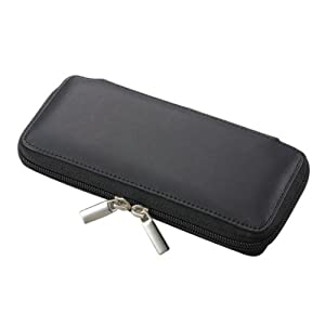 PSP用本革ケース (PSP-2000/3000用) SZC-GP03BK