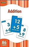 Sterling Publishing 計算カード ひっ算 フラッシュカード 86枚172問 小学生から楽しめる (たし算)