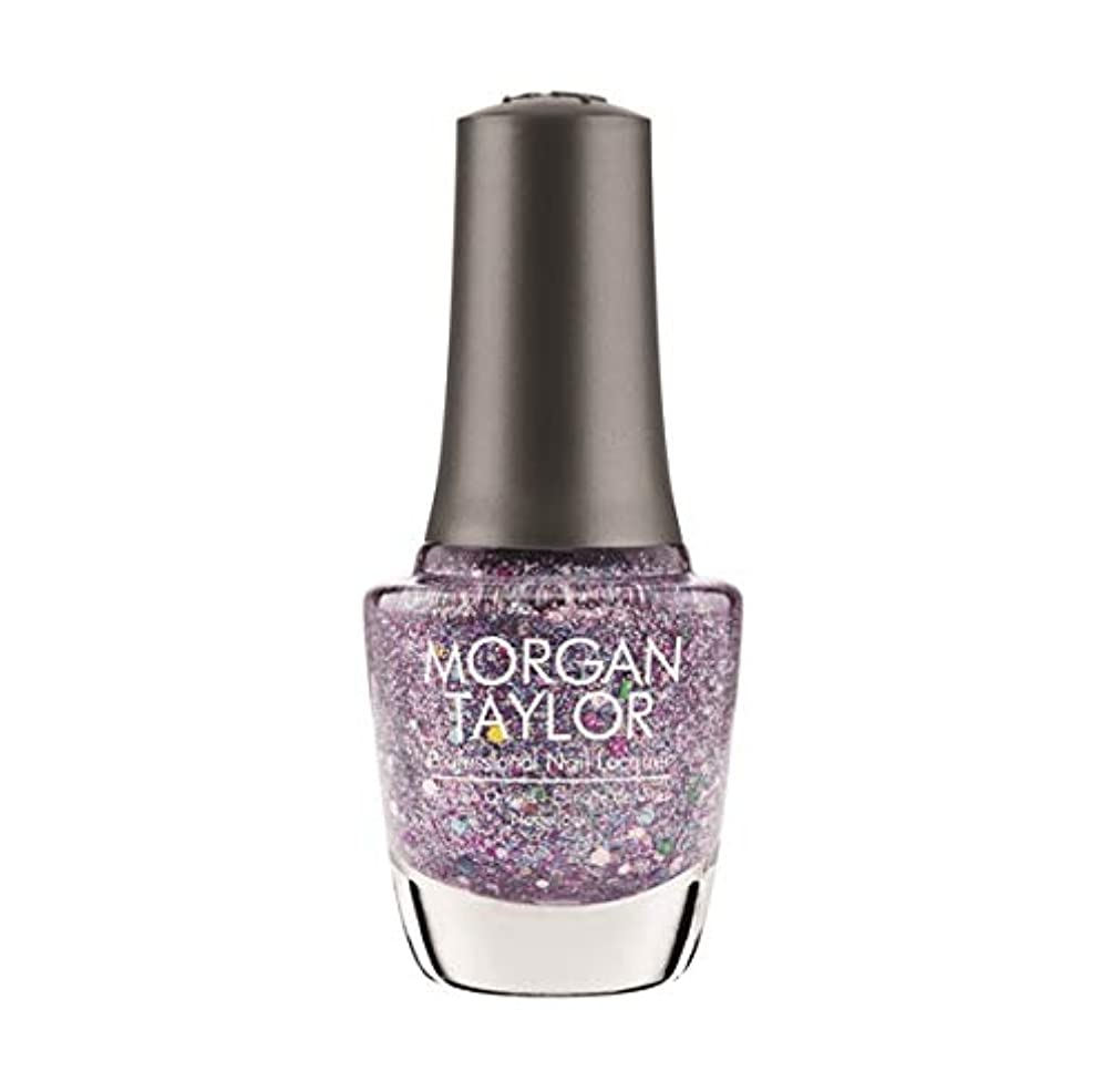等々疑い勤勉なMorgan Taylor Nail Lacquer - Rocketman Collection - Bedazzle Me - 15ml / 0.5oz