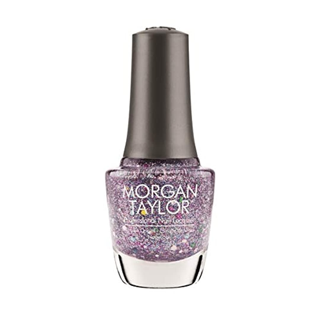 輸送食べる忘れるMorgan Taylor Nail Lacquer - Rocketman Collection - Bedazzle Me - 15ml / 0.5oz