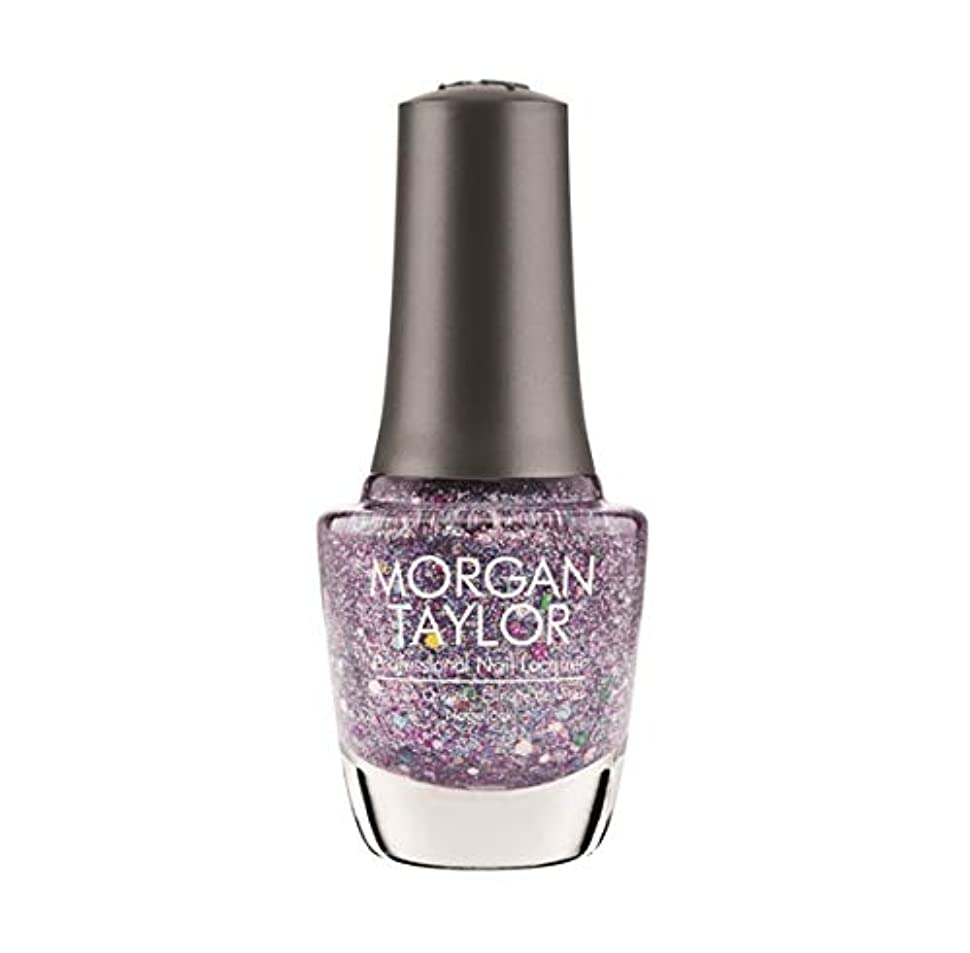 おいしい願うパッドMorgan Taylor Nail Lacquer - Rocketman Collection - Bedazzle Me - 15ml / 0.5oz