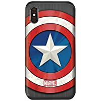 【 GalaxyS9 Plus ケース カバー 】【正規品 Marvel Shield Slide Case マーベル スライドー ケース ★日本国内発送】 Galaxy S9 Plus マーベル ケース 【 Marvel Slide Case キャプテン・アメリカ Captain America】 ギャラクシーS9 プラス Plus SC-03K SCV39 スマホケース/スマホカバー キャラクターケース (docomo/SC-03K, au/SCV39 対応) (機種選択 GalaxyS9 Plus (SC-03K/SCV39))
