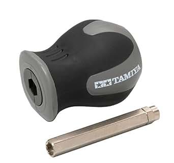 タミヤ クラフトツールシリーズ No.88 ボックスドライバー 4mm/4.5mm 74088