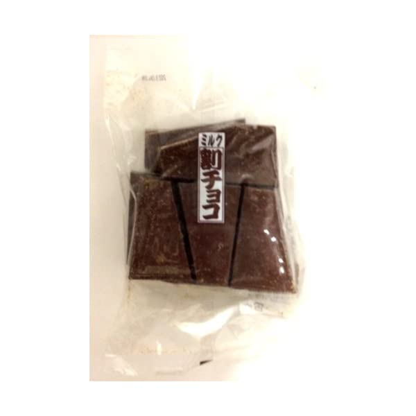 寺沢製菓 割チョコ ミルク 500gの商品画像