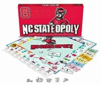 North Carolina State Wolfpack NCAA Monopoly Game