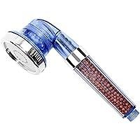 Filtration Ionic PureフィルタShower Head Anionエネルギーボールハンドヘルドシャワーハンドヘルドforドライヘア&スキンSpa