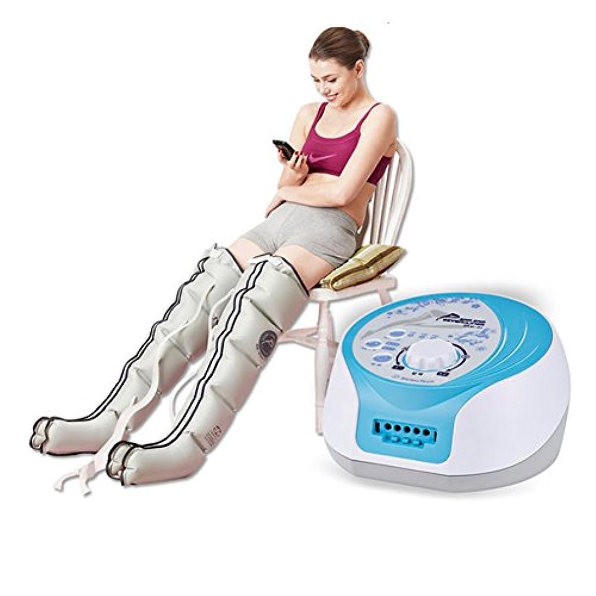 持参地味な図書館Seven Liner Zam Zam 01 Electronic Air Pressure Leg Massager 電子脚マッサージャー 空気圧マッサージ器 [海外並行輸入品]