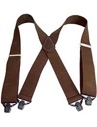 Hold-Up Suspender Co. ACCESSORY メンズ US サイズ: One Size カラー: ブラウン