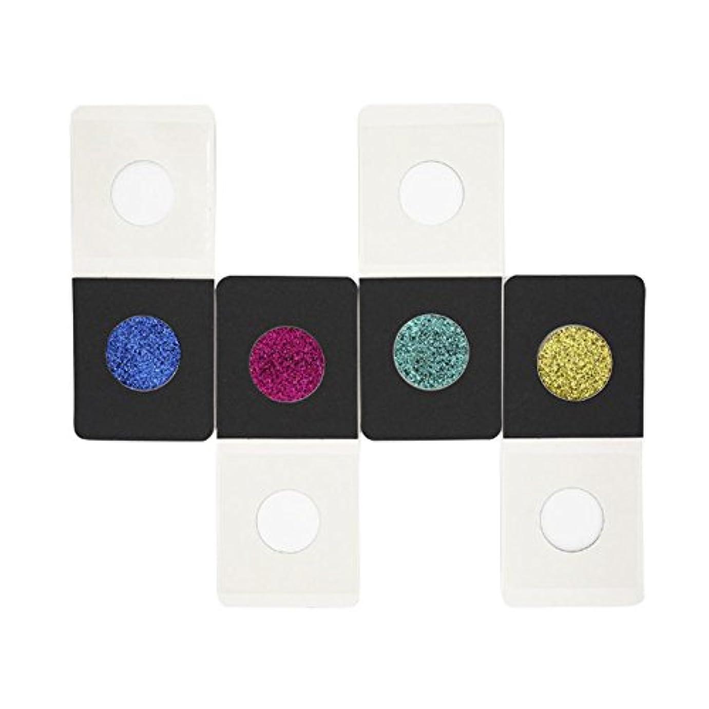 考えるコインフラフープアイシャドウPOPFEEL 9色アイシャドウパレット顔料シャイニングパウダーマットヌード化粧品美容メイク(5)