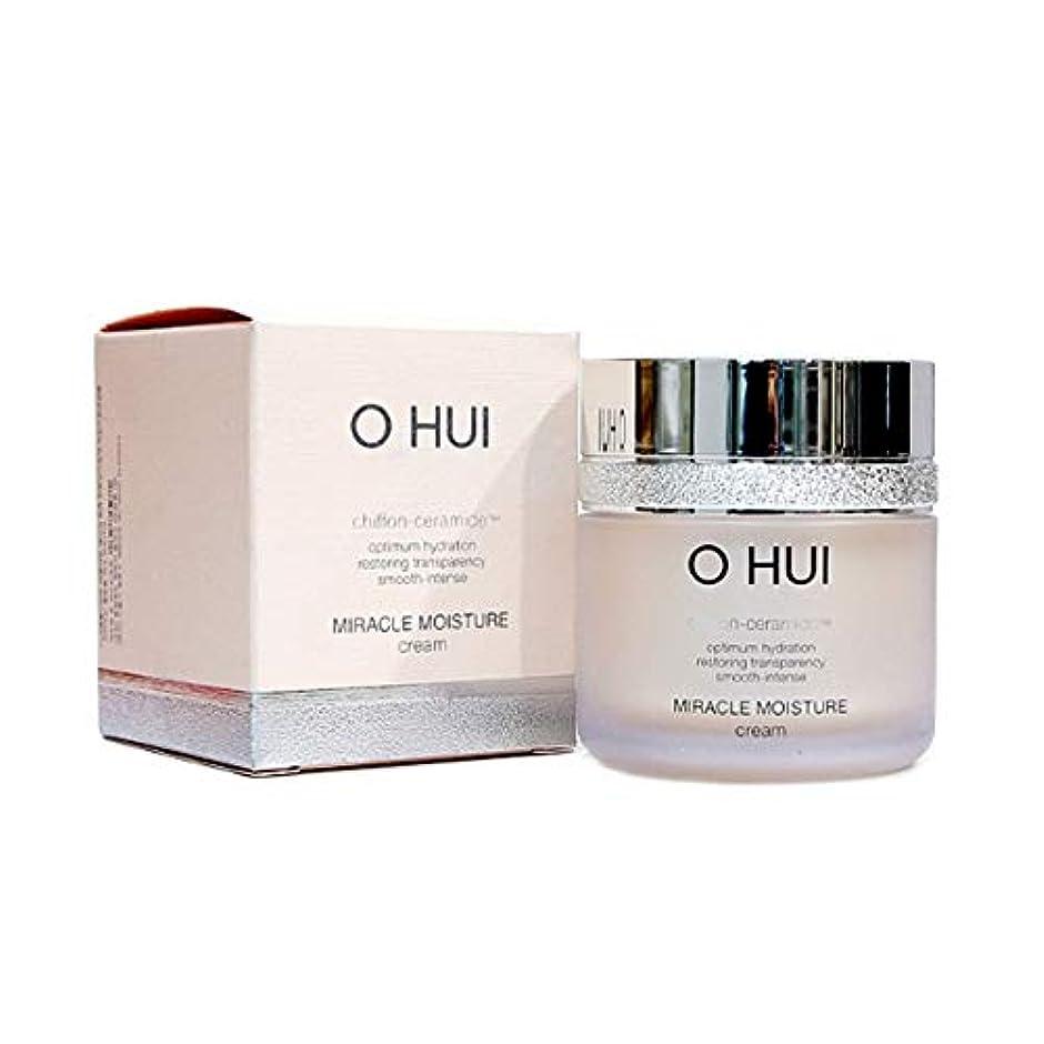 ソーセージうるさい本質的ではないオフィミラクルモイスチャークリーム50ml韓国コスメ保湿クリーム、O Hui Miracle Moisture Cream 50ml Korean Cosmetics [並行輸入品]