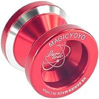 New Red Fashion Magic YoYo N8 Dare To Do Alloy Aluminum Professional Yo-Yo Toy by ATCG