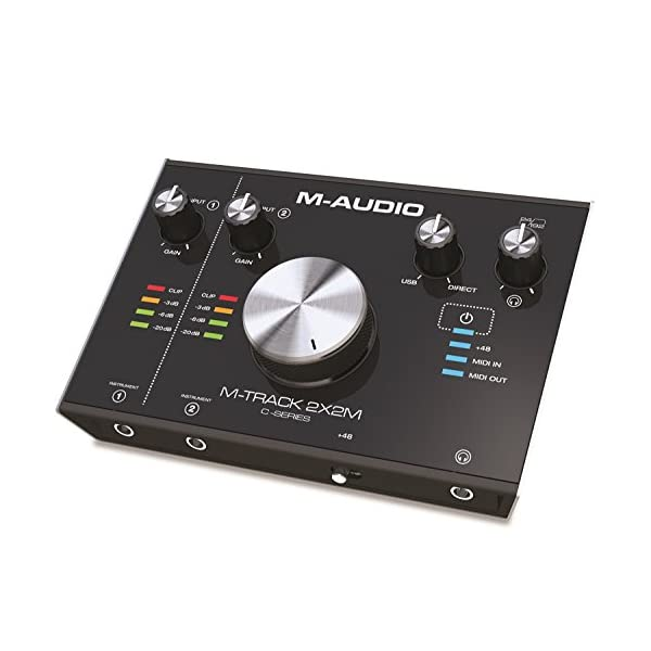 M-Audio 24bit/192kHz USB...の商品画像