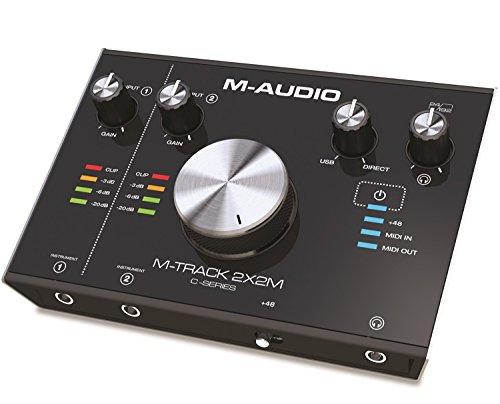 M-Audio『M-Track 2X2M』