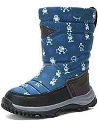 [美しいです] ブーツ レディース ユニセックス メンズ シューズ 冬靴 スノーブーツ 厚手 春 秋 冬 小さいサイズ ロング丈 マーティンブーツ